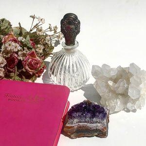 Romance Love Spell Kit Amethyst Book Potion Bottle